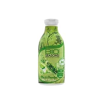 bio seasons gel douche thé vert