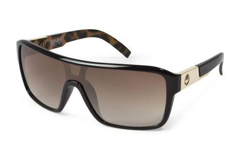 Dragon Alliance The Jam Remix Sunglasses (Bronze, Black)