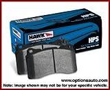 Hawk Performance HB152F.540 Hawk Mazda Rx-7 Hps Street Front Brake Pads
