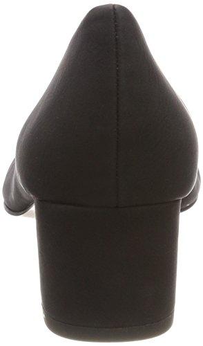 Pump black Laurel Donna Con Esprit Tacco Scarpe Nero 5Hpyyn4U