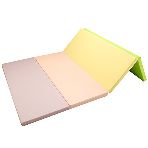 Gymnastics Mat with Tumbling Exercise Gym Mat Sixty Percent Off,Gymnastic Cushion,Supine Up,Cushion/Flip Dance Exercise,Gymnastics Mat Cushion, Sponge Gym Mat / Application Place: Gymnasium, Home. fo