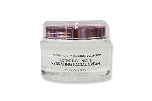 Active Day & Night Hydrating Facial Anti-Aging Cream – Non