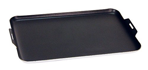 - Texsport Heavy Duty Aluminum Non-Stick Griddle