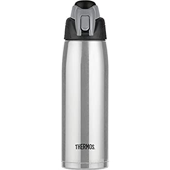 Thermos Vacuum Insulated 24 Ounce Stainless Steel Hydration Bottle 9aaa487aa