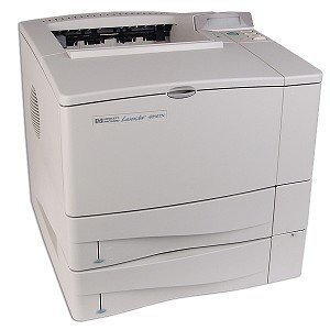 - HP LASERJET 4050T WORKGROUP LASER PRINTER REFURBISHED 90 DAY WARRANTY