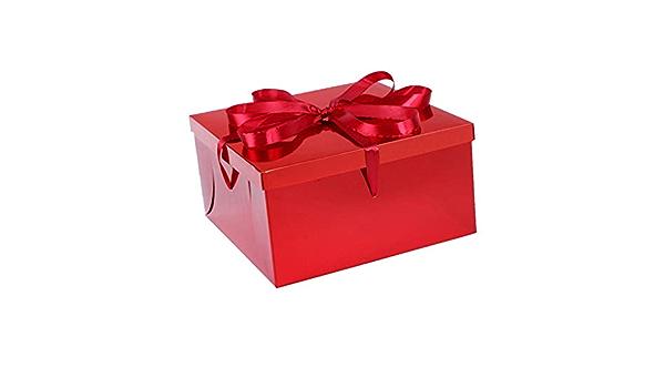 Backbayia - Lote de 5 Cajas de cartón para Regalo Sorpresa para Bodas, Fiestas, Chocolates, Tuercas, Caramelos: Amazon.es: Hogar