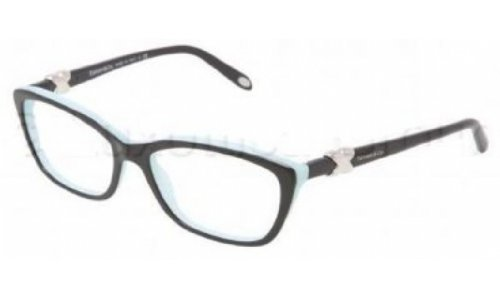 TIFFANY TF2074 8055 TOP BLACK/BLUE - Tiffany Glasses Eye