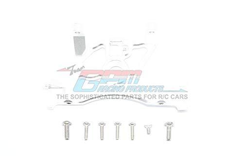 Traxxas Rustler 4X4 VXL (67076-4) Upgrade Parts Aluminum Rear Spur Gear Cover Mount - 1Pc Set - Mount Gear Spur
