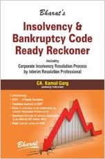 INSOLVENCY & BANKRUPTCY CODE READY RECKONER