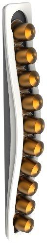Capstore Wave Tavola Swiss N°50 - Dispensador de cápsulas Nespresso (para pared,