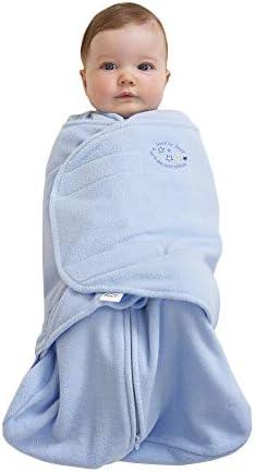 HALO 2154 SleepSack Micro-Fleece Swaddleスモールライトブルー