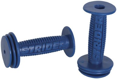 Strider Bikes Mini Grips, Blue