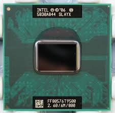 Intel 2.6 GHz Core 2 Duo CPU Processor T9500 SLAYX for sale  Delivered anywhere in USA