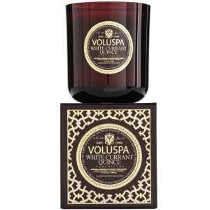 Voluspa Maison Rouge White Currant Quince Versailles Classic (Versailles Candle)
