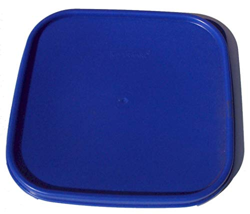 Tupperware Modular Mates Replacement Seal Square Brilliant Blue ()