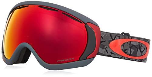 Oakley Canopy Snow Goggle, Camo Vine Night, Large ()
