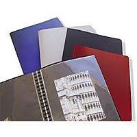 (Spiral Presentation Book 8.5 x 11 - Assorted Colors)