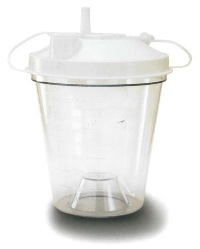 (`VacuMax - 800cc Disposable Suction Canister (12/Cs) by VacuMax)