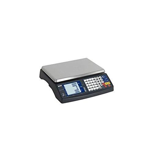 Balance xfoc-30 K-rs capacidad 15/30 kg Resolución 5/10 G: Amazon.es: Hogar