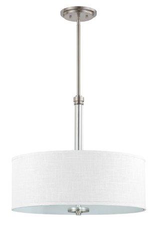 Cosmopolitan 3 Light Pendant