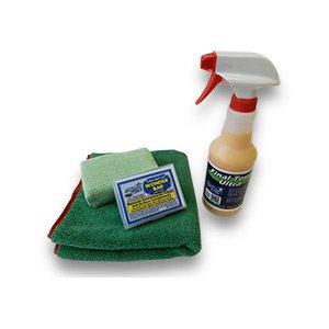 Detail King Light Clay Bar & Express Wax Car Care Value Kit