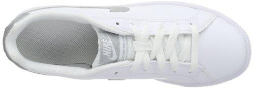 Nike Menns Majestetiske Lave Top Lace Opp Mote Joggesko Hvit