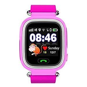 bf78b864edc0 super-life GPS GSM GPRS Tracker de posicionamiento Triple reloj para niños reloj  inteligente con SOS Apoyo GSM teléfono Android iOS anti perdido LED Y3  ...