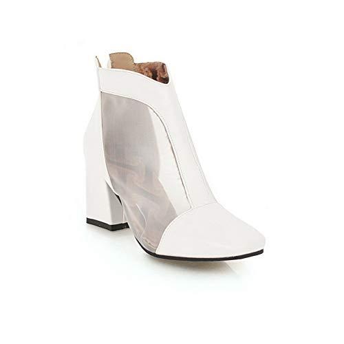 Donna Zeppa 1to9 Con Mns02877 White Sandali pApwtxIq4