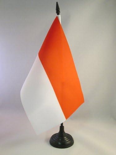 AZ FLAG Bandera de Mesa de Indonesia 21x14cm - BANDERINA de ...