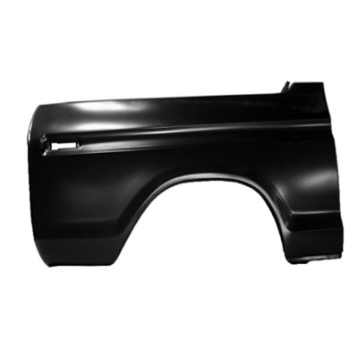 ide Quarter Panel Outer Skin for 1978-1979 Ford Bronco ()