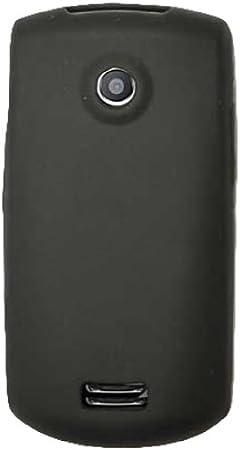 Ksix B8045FS01- Funda Flex de silicona para Samsung Onix S5620 ...