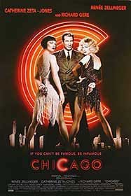CHICAGO ORIGINAL MOVIE POSTER