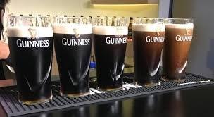 Guinness Gravity 20 Ounce Embossed Pint Beer Glasses 14K Gold Harp Logo / 4 Pack by Guinness Gravity Glass (Image #3)