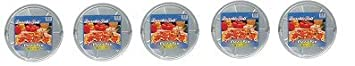 Durable Foil Round Pizza Pan, 12-1 4 x 3 8 Pack of 24 Pans 5