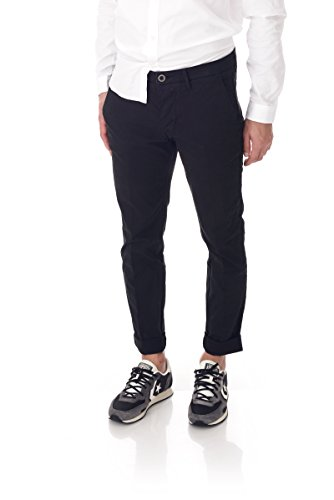Pantalone uomo Zero Construction nero