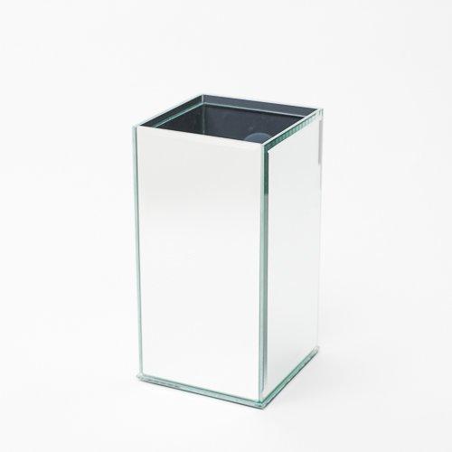 Vase Square 8 (Richland Mirrored Square Vase (1, 8