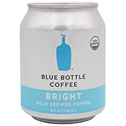 Blue Bottle Coffee – Cold Brew Coffee (6 pack) 8oz can