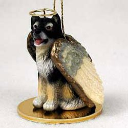 Conversation Concepts Alaskan Malamute Pet Angel Ornament
