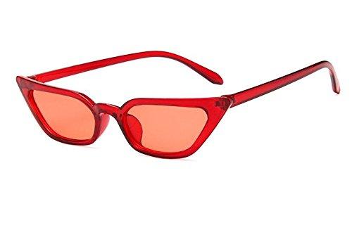 QWhing Lunettes Soleil œil Voyage Red Chat nbsp;Lunettes de rétro de UV400 de Soleil Outdoor wYZrnIqY6