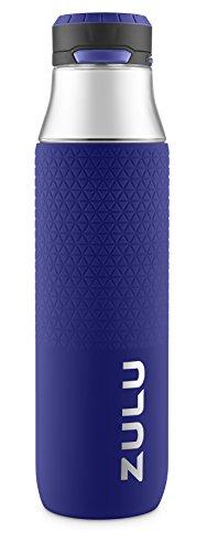 (ZULU Studio Water Bottle, Violet Ice, 26 Oz.)