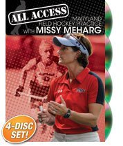 Missy Meharg: All Access Maryland Field Hockey Practice with Missy Meharg (DVD) by Missy Meharg by Championship Productions