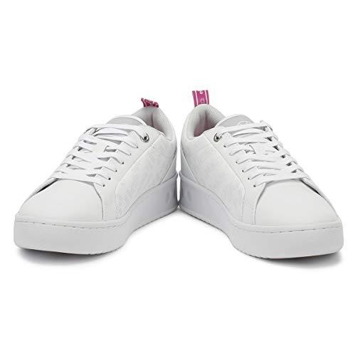 Bianco White Donna Mezzaluna Sneaker Ellesse gw70p6qx