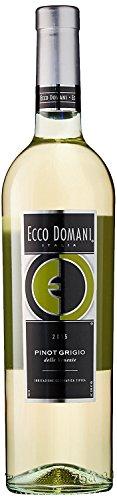 2016 Ecco Domani Italy Pinot Grigio della Venezie Wine, 750 mL