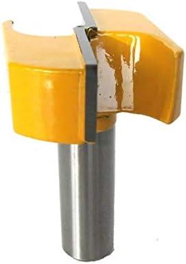 Router-Tool Holzbearbeitungs Fräswerkzeug 1/2 Zoll Schaft Bottom Reinigungs Carbide Fräser