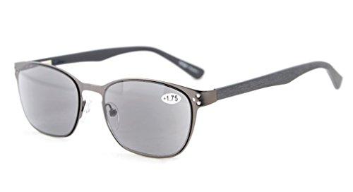 Eyekepper Sun Readers Quality Spring Hings Acetate Temples Reading Sunglasses - Sunglasses 0.75