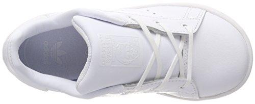 0 Sneaker Bimbi Footwear adidas White Smith Stan Unisex Footwear Bianco i White PCOCqStxR