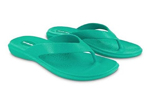 Maui Womens Flop Sandals Flip Sea Okabashi Glass Thong Opqw7Twn5