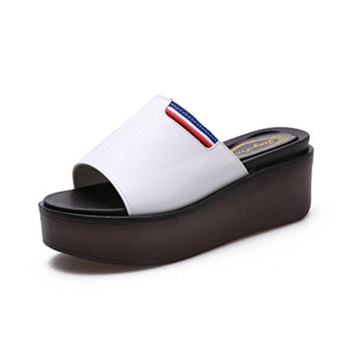 pengweiPantoufles plage f¨¦minines de de pieds plage chaussures white et Chaussures ¨¤ ches cent fra gXwqIrg