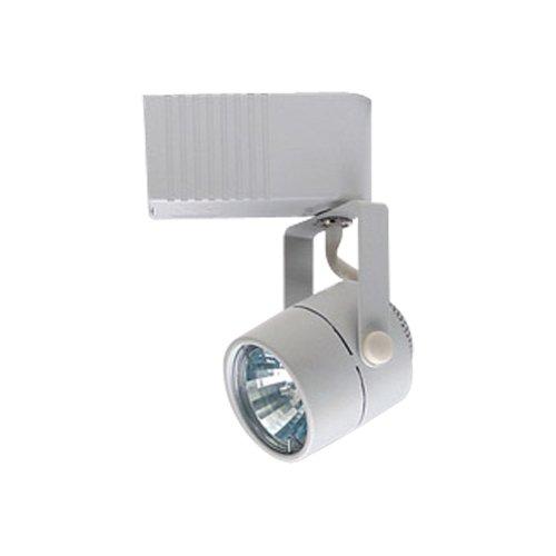 PLC Lighting TR28 WH Track Lighting 1 Light Slick 12-volt Collection, Pure White Finish