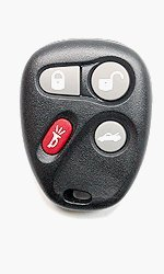 Saturn Keyless Entry Remote Fob Clicker for 2006 Ion (Must be Programmed Dealer)